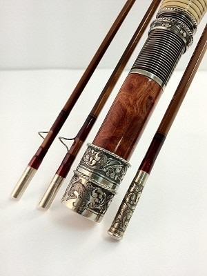 Oyster Legacy Series Bamboo Fly Rod