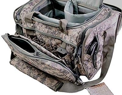 Explorer Tactical Range Ready 18″ Bag interior