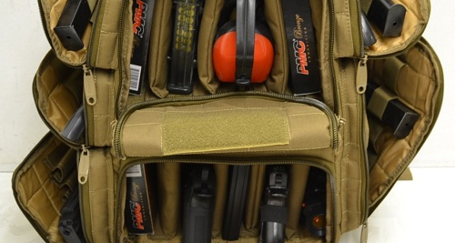 R4 Explorer Heavy Duty Tactical Range Backpack