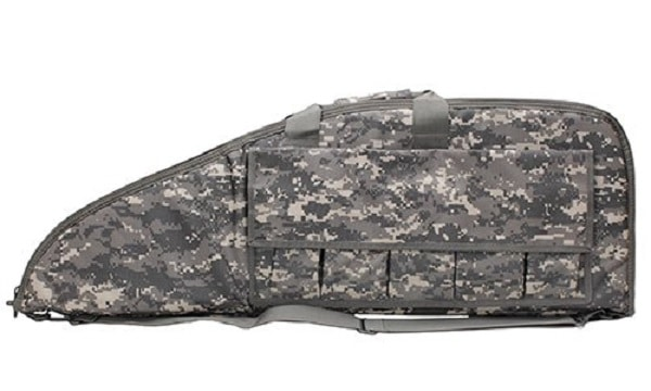 NcSTAR VISM Deluxe Padded Rifle Case