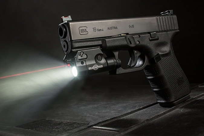 7 Best Tactical Glock Lights Reviewed Glock 19 43 26