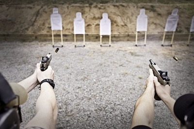 Red dot competition use