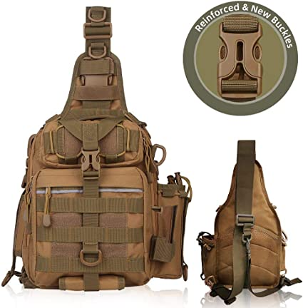 BLISSWILL OUTDOOR Multifunctional Tackle Bag